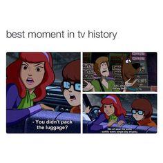 Scooby Doo = legendary
