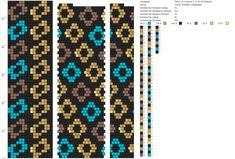 16 around tubular bead crochet rope pattern Spiral Crochet, Bead Crochet Rope, Beaded Bracelets, Diy And Crafts, Arts And Crafts, Bead Crochet Patterns, Bracelet Patterns, Beading, Seed Beads