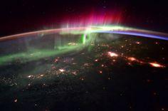 Photograph by Scott Kelly/NASA