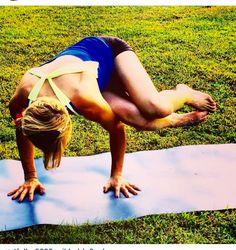 Eka Pada Koundinyasana I Yoga For Flexibility, Serenity, Sports, Hs Sports, Sport