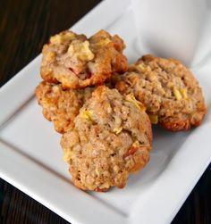 Recette - Biscuits à la compote de pomme | 750g