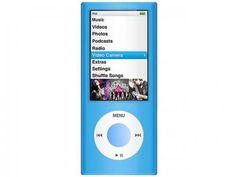 Capa de Silicone para iPod Nano 5G - iLuv ICC302