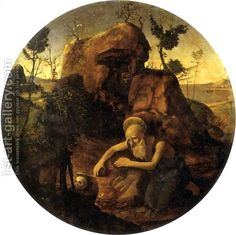 piero di cosimo | Piero Di Cosimo:Penitent Saint Jerome