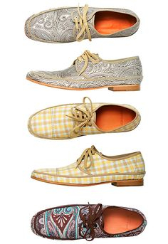 d729e6bace32 Etro - Never afraid of Pattern or Color Suede Shoes