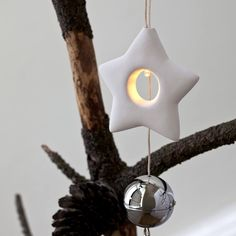 Olina Christmas Tree Decorations by Sirius at Dotmaison