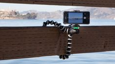 GripTight GorillaPod Hybrid - iPhone and Android flexible tripod