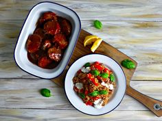 The Spoon and Whisk: Glazed BBQ Pork with Cajun-style Pepper Rice