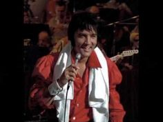 Elvis Presley-Why Me Lord? - YouTube
