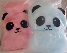Ideas for Decorating a Bedroom in a Panda Theme Cotton Candy Favors, Cotton Candy Party, Panda Birthday Cake, Bear Birthday, Panda Party Favors, Panda Candy, Panda Decorations, Panda Baby Showers, Party Set