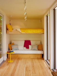 Home sweet shipping container | A blog by Sunset.. fantastic little home!!