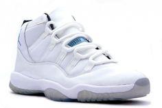32bd2e6f73845b Air Jordan XI (11) 2001 Retro - White   Columbia Blue - Black -  SneakerNews.com