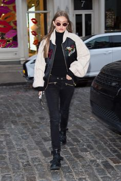 A Guide to Gigi Hadid's Flawless Style   StyleCaster