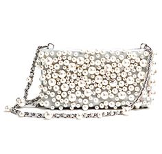Chanel pearl clutch, 2013 spring.
