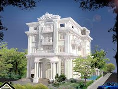 thiết kế biệt thự cổ điển Mansions, House Styles, Manor Houses, Villas, Mansion, Palaces, Mansion Houses, Villa