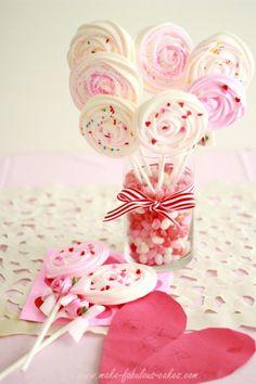 Meringue Pops from Make Fabulous Cakes