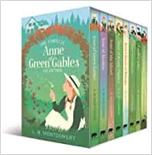 The Complete Anne Of Green Gables Collection 8 Books Box Set By L M Montgomery In 2021 Anne Of Green Gables Anne Of Green Green Gables