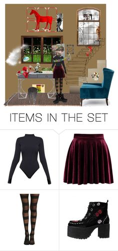 """""""Surreal Dream"""" by sunnyjuke ❤ liked on Polyvore featuring art"""