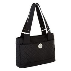 Quilted Ontario Tote by baggallini® | The Container Store