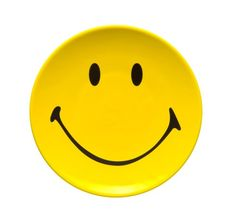 Waechtersbach Smiley Side/Salad Plate, Set of Yellow Always Smile, Smile Face, Make Me Smile, Unicornios Wallpaper, Love Smiley, Happiness Is A Choice, Brighten Your Day, Mellow Yellow, Happy Thoughts