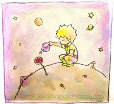 """""""The Little Prince"""""""