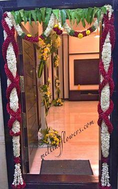 51 House Warming Decoration Bangalore Ideas House Warming Housewarming Decorations Flower Decorations