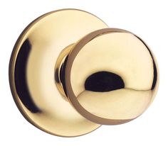 Kwikset 604P Polo Knob Interior Pack for Single Cylinder Handlesets