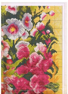 Gallery.ru / Фото #67 - вышивка цветы - semynova