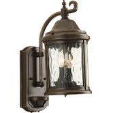 Found it at Wayfair - Ashmore 2 Light Outdoor Wall Lantern with Motion Sensor