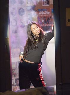 Janet Jackson on Will & Grace. (Aired Dated: September 23, 2004, Season 7, Episode 2.)