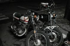 cafe racer and original style bandung