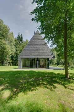 Загородный дом в Литве