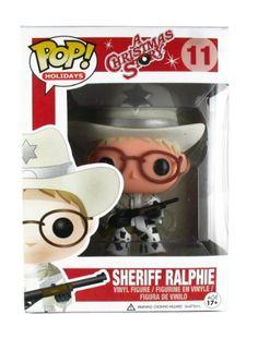 Funko POP Movies: A Christmas Story Cowboy Ralphie Vinyl Figure http://popvinyl.net #funko #funkopop #popvinyls