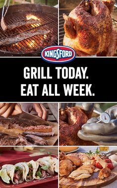 Meal Prep, but more delicious. Try grilling in bulk then prepping your favorite proteins in some of our favorite ways. Meal Prep, but more delicious. Try grilling in bulk then prepping your favorite proteins in some of our favorite ways. Grilling Tips, Grilling Recipes, Diet Recipes, Chicken Recipes, Cooking Recipes, Healthy Recipes, Smoker Recipes, Cooking Tips, Carne Asada