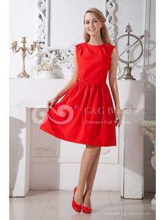 Con le vacanze si avvicina rapidamente, potete cercare l'abbigliamento ideale per feste stagionali. È facile trovare un insieme favoloso, ma è difficile trovare uno funzionalmente appropriata. Qualunque cosa scegliate, è necessario assicurarsi che si guarda fab.  Ora Abitit.com ha 500 + vestiti da festa per la vendita. Se siete alla ricerca di un abito, si prega di visitare il sito http://www.abitit.com/17167-alla-moda-increspato-rosso-raso-vestito-matrimonio-ggod100153.html