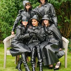 Keith Barker (@keith.barker.927) • Instagram photos and videos Mackintosh Raincoat, Weather Vain, Vinyl Clothing, Rubber Raincoats, Pvc Raincoat, Rain Wear, High Boots, Revolution, Boots