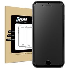 iPhone 7 Plus Matte Glass Screen Protector, Mothca Anti-Glare and Anti-Fingerprint No Dazzling 9H Hardness HD Clear Tempered Glass Shield Film for iPhone 7 Plus,Smooth as Silk and Amazing Touch Feeling *** See this great product. (This is an affiliate link and I receive a commission for the sales) #ScreenProtectors
