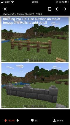 Minecraft Mansion, Minecraft Cottage, Easy Minecraft Houses, Minecraft House Tutorials, Minecraft Plans, Minecraft House Designs, Amazing Minecraft, Minecraft Tutorial, Minecraft Blueprints