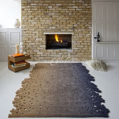 topfloor decoupage rug