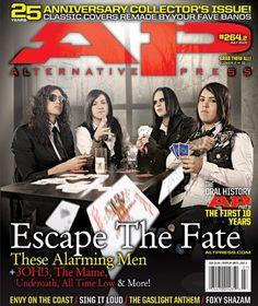 AP 264.2 // July 2010 // Escape The Fate