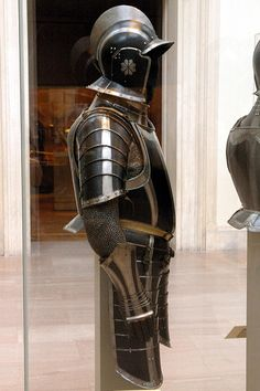 Black and white infantry armour | Flickr - Photo Sharing!