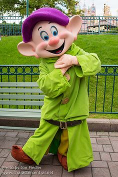 *DOPEY ~ Disneyland Park ~ Aug 2014