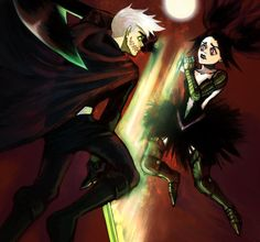Ghost King Danny vs Ghost Bride Sam by MiroirTwin on DeviantArt