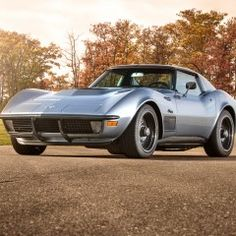 Which Corvette Generation Best Suites You?