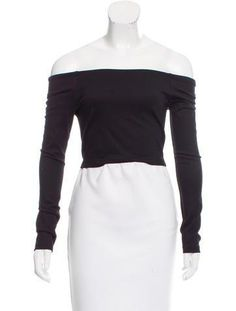 #The RealReal - #Torn by Ronny Kobo Torn by Ronny Kobo Ceecee Crop Top w/ Tags - AdoreWe.com