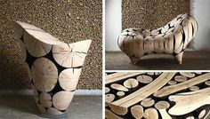 28 Fantastic DIY Log Rustic Decoration Ideas You Need To See - Top Inspirations