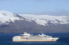 Compagnie Du Ponant's New Ship To Sail The Arctic.