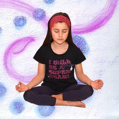 Jóga pro děti - Cvičení na rozvoj pozornosti T Shirt, Tops, Women, Fashion, Supreme T Shirt, Moda, Tee Shirt, Fashion Styles, Fashion Illustrations