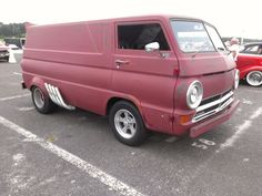 Cool old Dodge A100