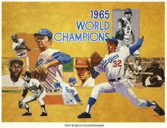 "Union 76 ""Most Memorable Moments"" LA Dodgers promotion."