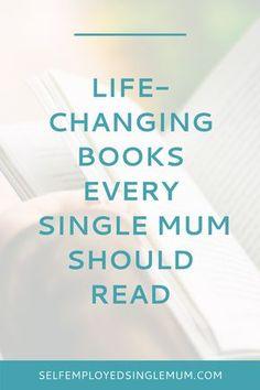 These books might just change your life | Single mum, single mother, single mom, working mother, self-development, business books, inspiration, Denise Duffield-Thomas, Tara Mohr, James Altucher, Jonathan Fields, Gay Hendricks, JK Rowling.